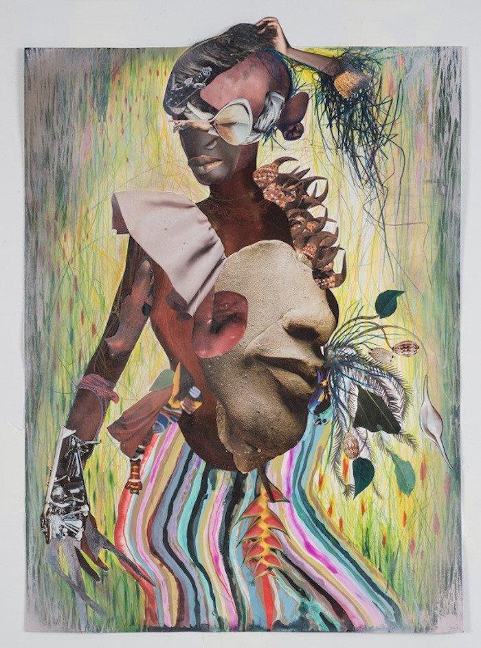 Wangechi Mutu, Automatic Hip, 2015