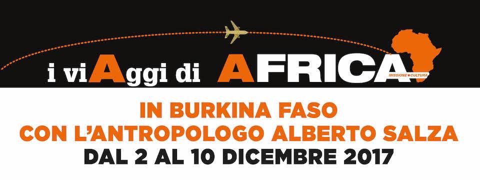 Testata Viaggio Burkina per home