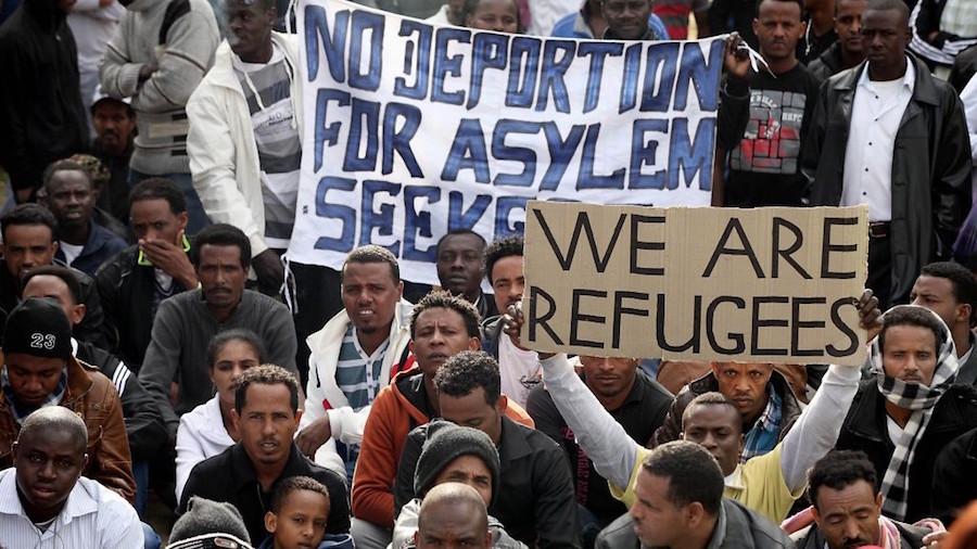 Nasce un nuovo paese, si chiama Refugiandia