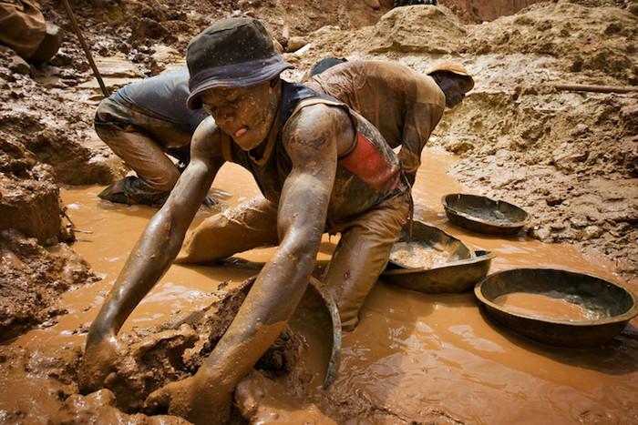 Centrafrica, una guerra per i diamanti