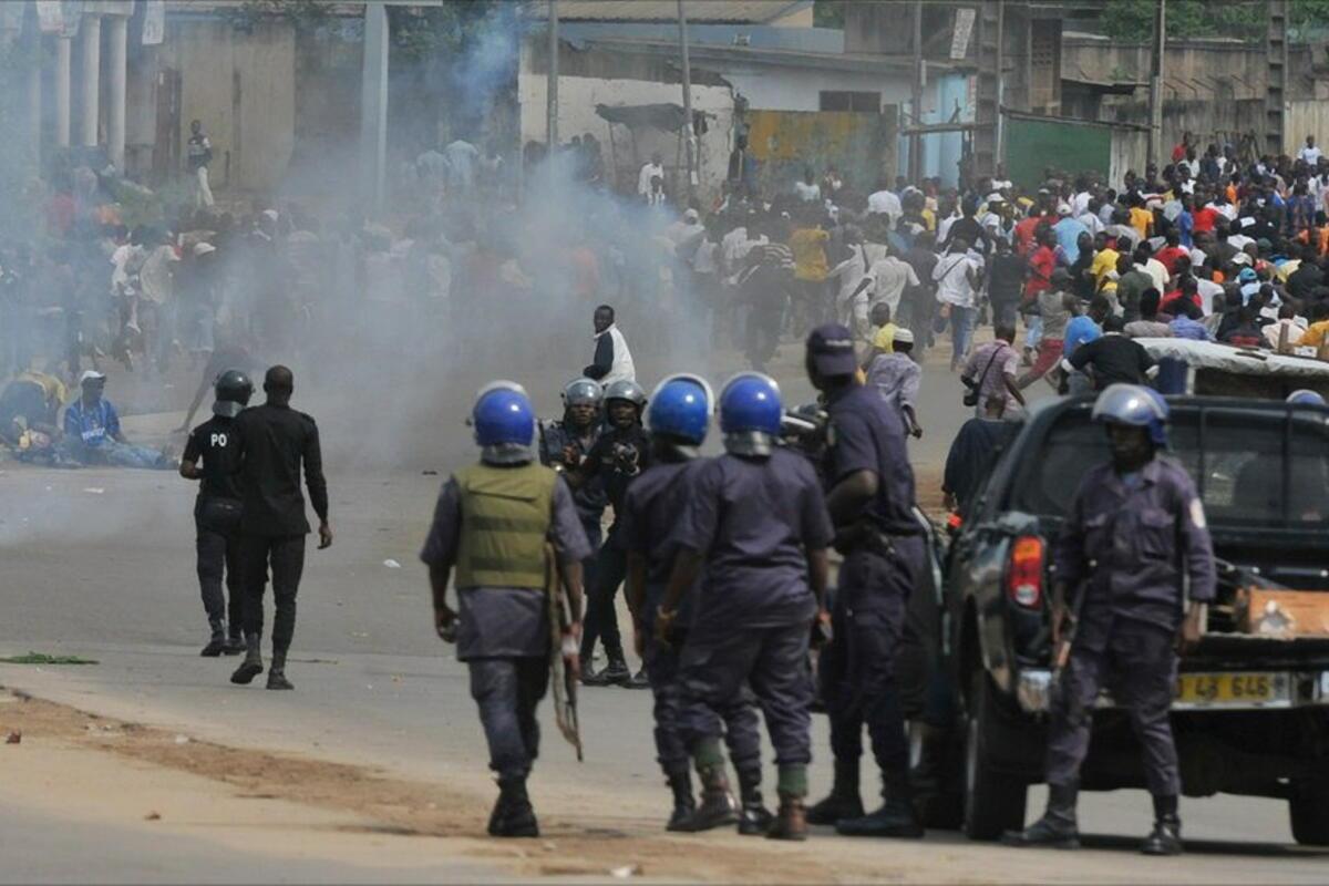 Costa d'Avorio – Nuovi scontri ad Abidjan: attaccati due centri della  polizia | AFRICA