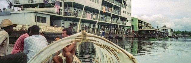 Rd Congo – Kasai, un'imbarcazione si ribalta: 27 vittime