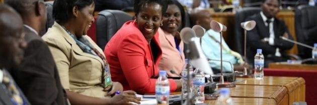 Alle donne africane piace la politica. Alle ruandesi anche di più
