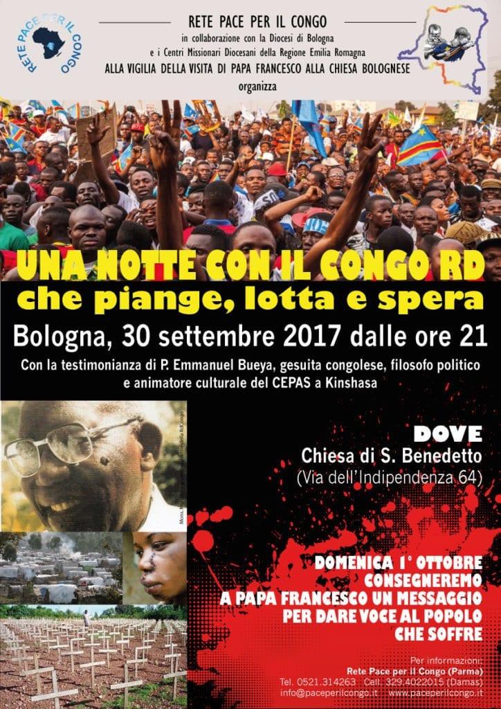 Una notte con il Congo