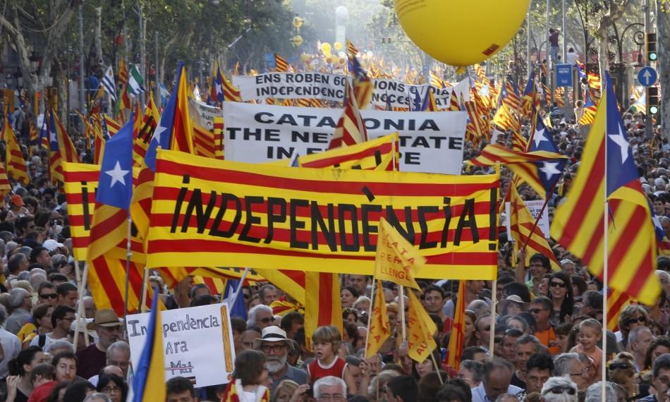 Africa e Catalogna: un esempio da non seguire