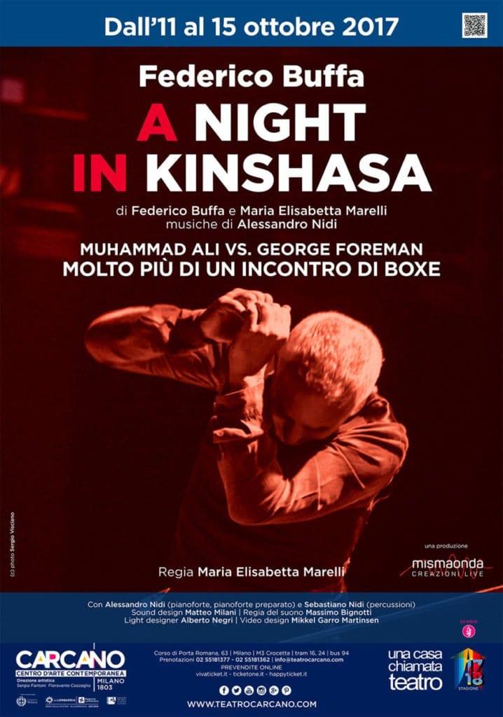 A night in Kinshasa