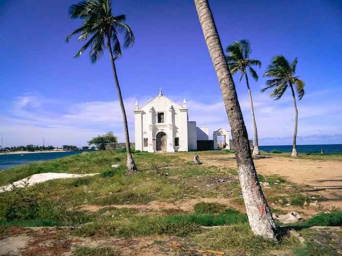 Mozambico: Ilha, gioiello coloniale