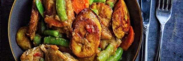 Poulet DG, saporito piatto camerunese