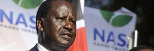Kenya – Odinga giura: «Sono il presidente del popolo»