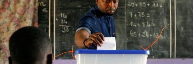 Liberia alle urne per scegliere il successore della Johnson Sirleaf