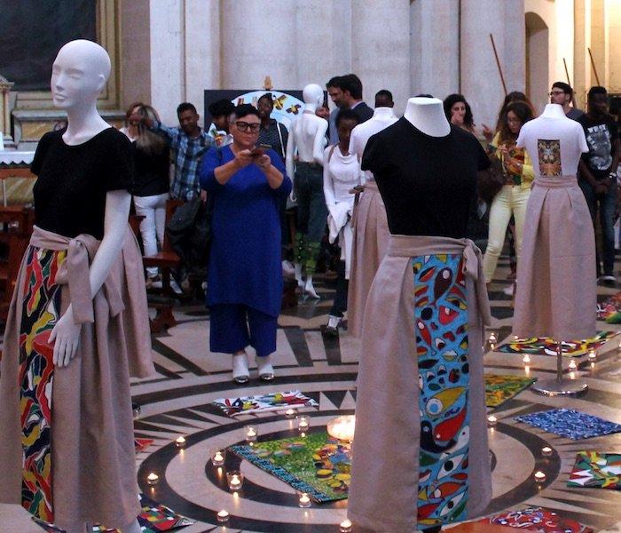 Tra arte, moda e impegno civile
