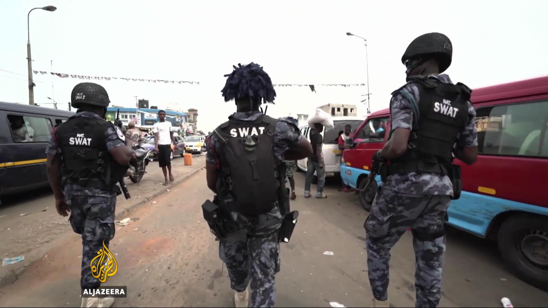 Ghana sesso nero