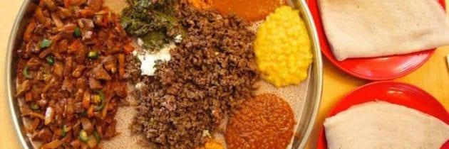 Kaldi's Kaffe, ristorante etiope – Prato