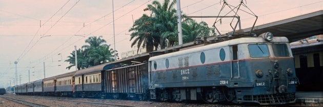 Rd Congo – Treno prende fuoco, 33 vittime