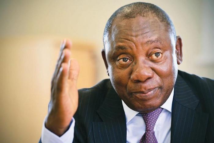 Cyril Ramaphosa eletto leader del partito di Mandela