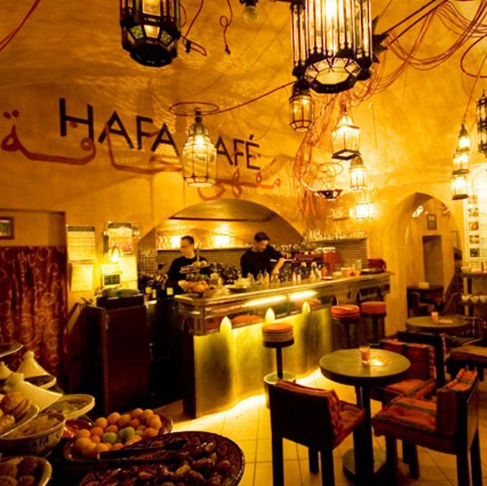 Hafa Café - Torino