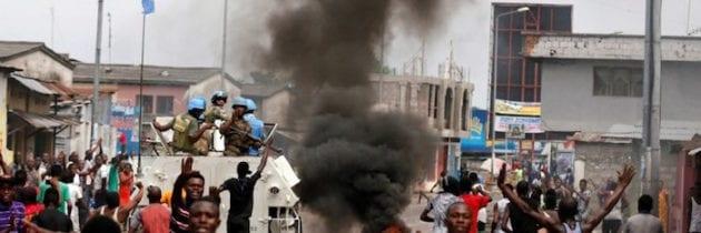 RDC: Kabila reprime e spara sulla folla per difendere il suo trono
