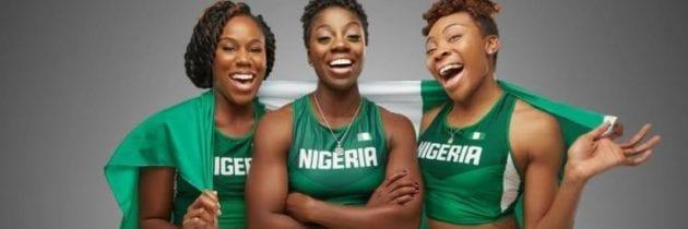 La squadra di bob femminile della Nigeria alle Olimpiadi invernali