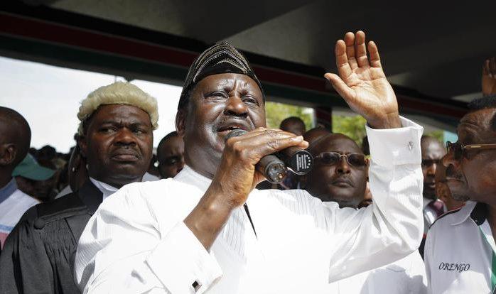 Kenya a rischio dopo il giuramento da presidente dell'eterno oppositore Odinga