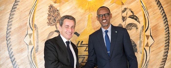 Sarkozi-Kagame. Quando gli affari vincono sulla politica