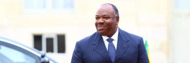 Gabon: sua maestà il Presidente