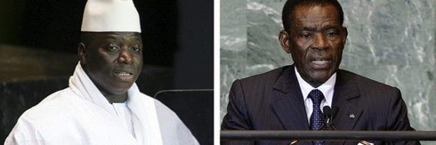 Ecco l'internazionale dei dittatori…