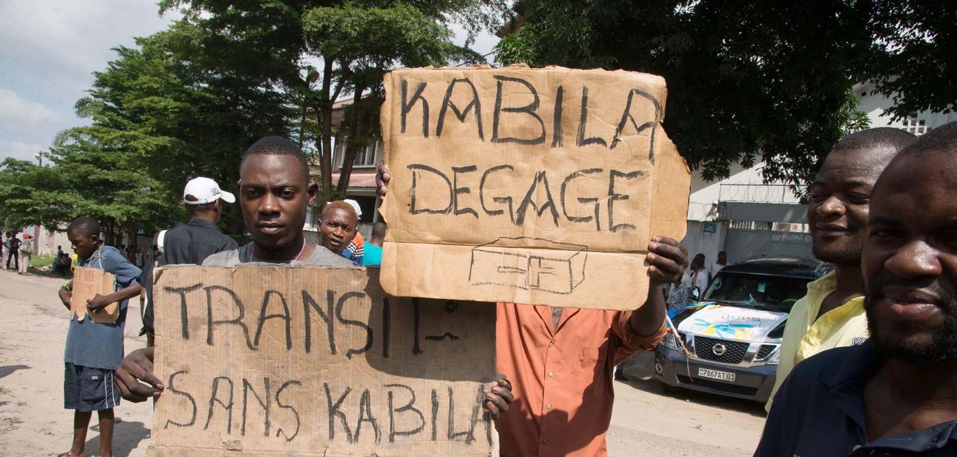 Rd Congo, un presidente aggrappato al trono