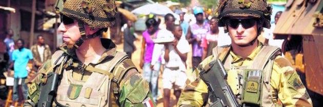 Violenze sessuali in Centrafrica: assolti militari francesi