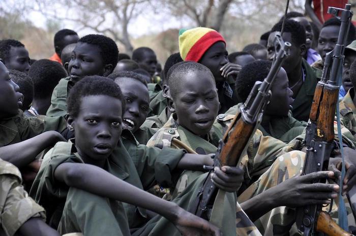 Il Sud Sudan non è un paese per bambini