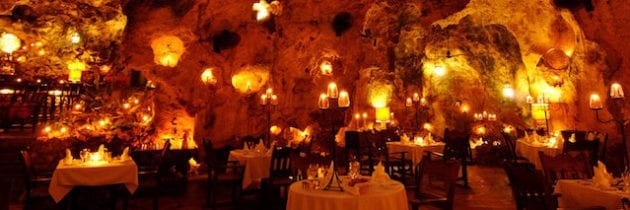 Ali Barbour's Cave Restaurant – Kenya