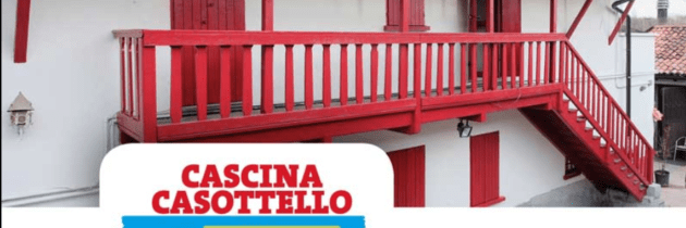 Presentazione di Cascina Casottello alla Fabbrica del Vapore