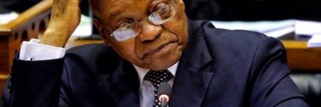 Sudafrica: l'ANC non riesce ad ottenere le dimissioni di Zuma