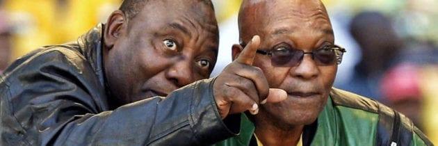 Sudafrica: Jacob Zuma resiste
