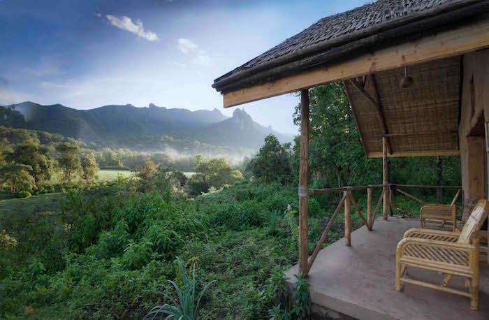 Tanzania: case sugli alberi