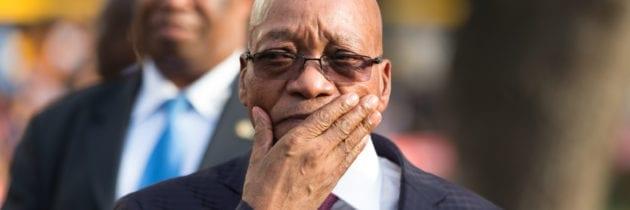 Zuma al capolinea, vicino le sue dimissioni?