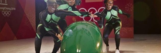 Olimpiadi invernali, la carica degli africani