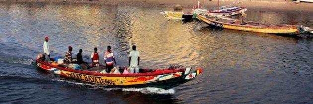 Senegal: Saint Louis mincacciata dalle acque dellAtlantico