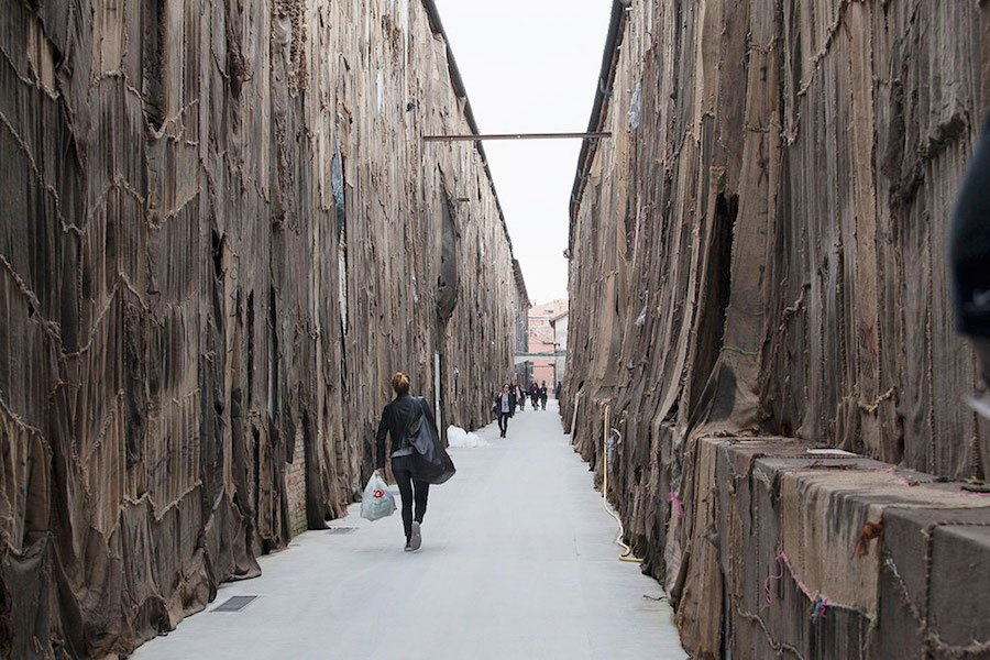 Brescia: patchwork ghanesi