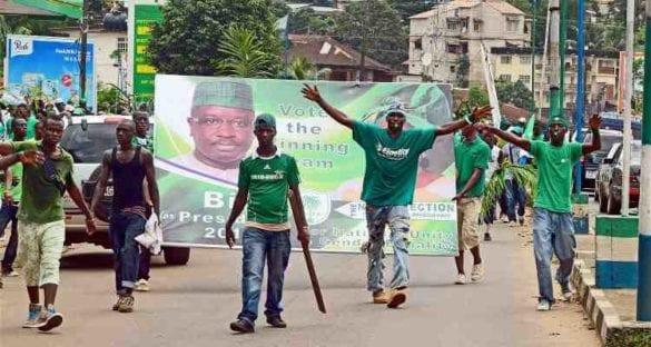 Sierra Leone: eppure si vota...