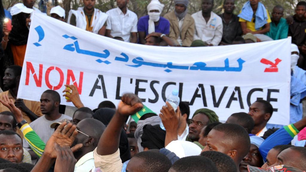Risultati immagini per opposizione in mauritania