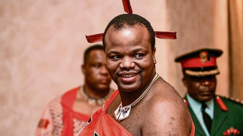 Swaziland - Mswati III: