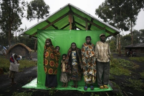 RD Congo: la feroce guerra dei bruchi