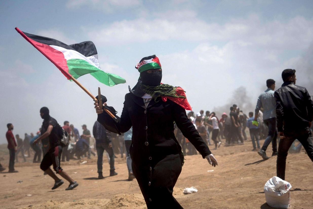 Gaza, oltre 50 palestinesi uccisi negli scontri