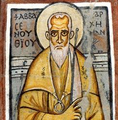 14 luglio – San Shenuda