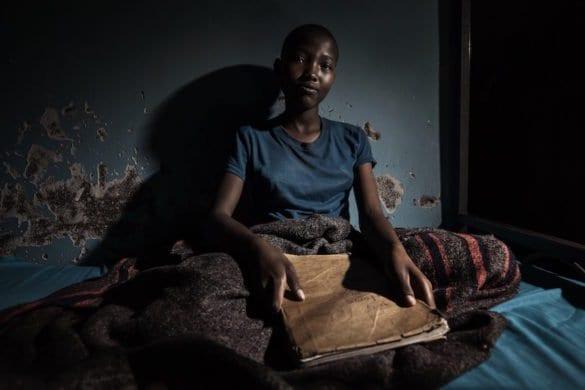Africa: studiare nell'oscurità