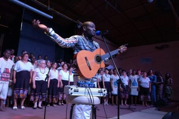 Il Festival Radici Nere in Togo