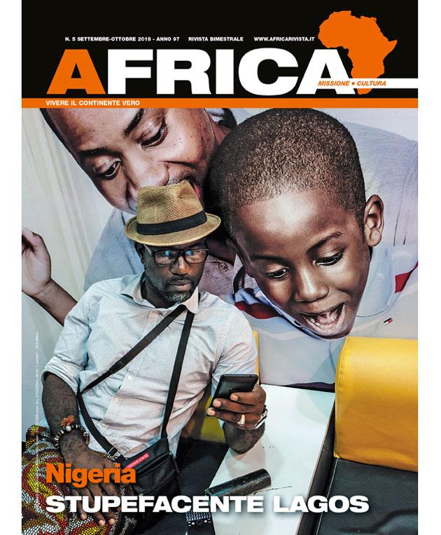 Numero uno sito di incontri in Nigeria