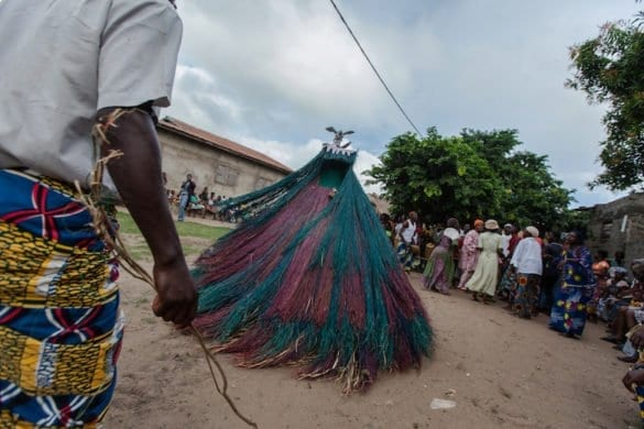 Benin: la danza dei morti viventi