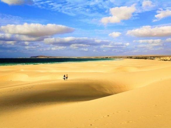 Capo Verde: fuga in mezzo all'Atlantico