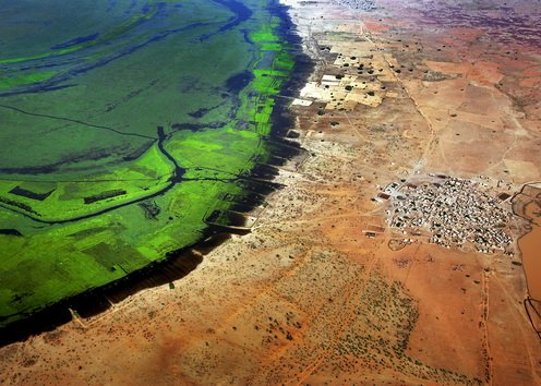 Mostra fotografica Africa in volo
